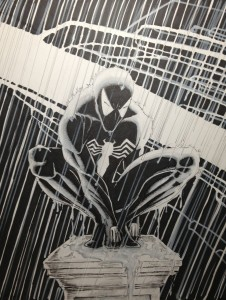 spider_man_in_the_rain__black_suit__by_trylam-d6t3leg